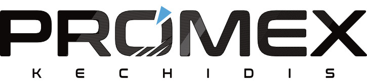 Promex Κεχίδης Λογότυπο