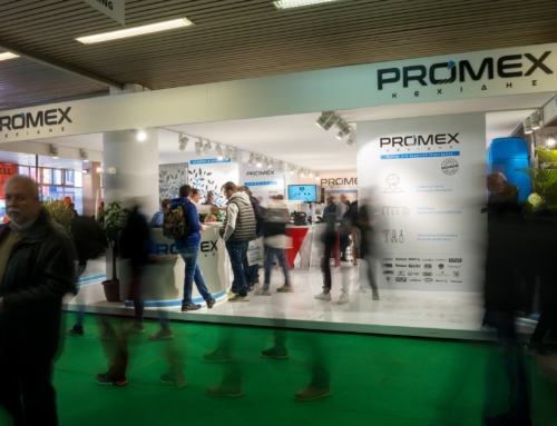 A GUIDE TO THE PROMEX KECHIDIS IMPRESSIVE STAND AT THE AGROTICA 2020 EXHIBITION